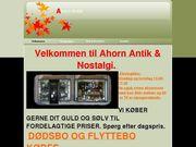 Ahorn Antik & Nostalgi - 25.11.13