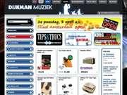 Dijkman Muziek - 11.03.13