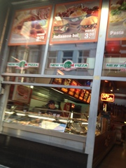 New York Pizza - 31.10.12