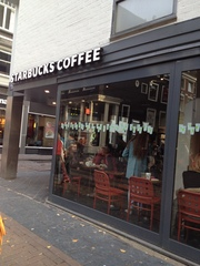 Starbucks Leidsestraat - 31.10.12