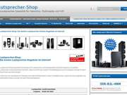 Lautsprecher Shop Berlin - 12.03.13
