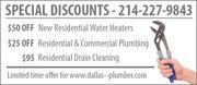 Fast Plumbing Response: Free Estimate - 12.10.13