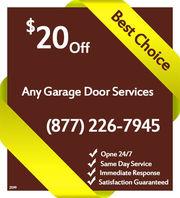 Residential Garage Doors Dallas - 12.10.13