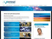 Snowi-Elektrotechniek - 26.09.13