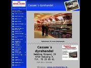 Cassøe's Dyrehandel - 23.11.13