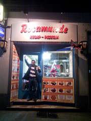 Cafe Kebap Pizzeria Rosamunde - 12.03.12