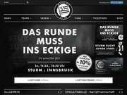 SK Puntigamer Sturm Graz - 12.03.13