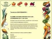 Kasvisbaari - 07.03.13