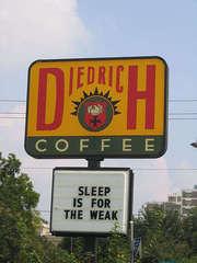 Dirk's Coffee - 14.08.10