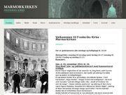 Frederiks Kirke, Marmorkirken - 22.11.13