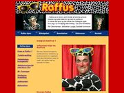 Klovnen Raffus - 21.11.13