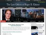 Roger Elkind - DUI Criminal Attorney - 12.03.13