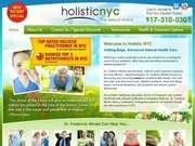 Holistic  NYC - Dr. Frederick Mindel - 12.03.13