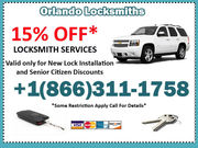 24 Hour Locksmith Orlando,FL - 13.08.13
