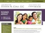 Steven N. Cole, LLC  - 12.03.13