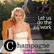 Champagne Wedding Coordination - 31.05.13