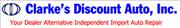 Clarke's Discount Inc - 13.05.13