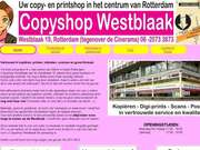 Copyshop Westblaak - 11.03.13