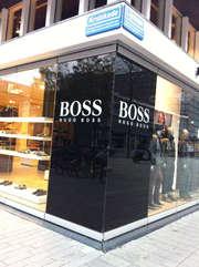 Hugo Boss Store - 19.11.12