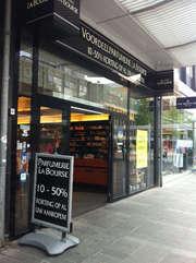 Parfumerie La Bourse - 25.06.12