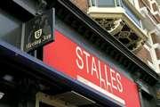 Stalles Café - 27.04.12