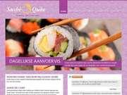 Sushi Qube Japans Restaurant - 12.03.13