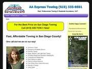 AA EEXPRESS TOWING - 09.03.13