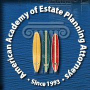 American Academy of Estate Planning Attorneys - 08.10.12