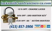 Affordable Locksmith Service in San Francisco - 16.02.14