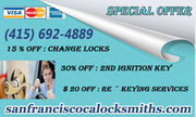 Certified Locksmith in San Francisco - 16.02.14