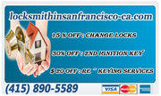 Local Locksmith in San Francisco - 16.02.14