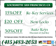 Locksmith San Francisco - 31.08.13