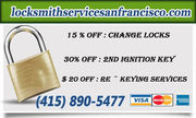 San Francisco Locksmithing - 16.02.14