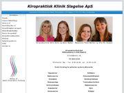 Kiropraktisk Klinik Slagelse ApS - 23.11.13