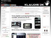 Klaudis.dk ApS - 25.11.13