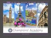 Champions Academy s.c.  - 12.03.13