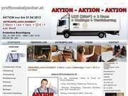 A nach B Möbelpacker - 12.03.13