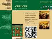 Cafe Einstein - 07.03.13