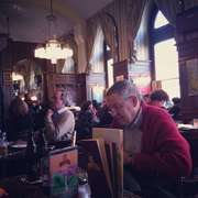 Cafe Schwarzenberg - 02.04.12