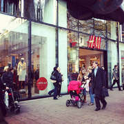 H & M Hennes & Mauritz - 31.10.11