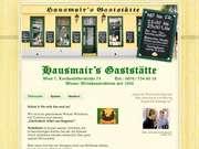 Hausmair's Gaststätte - 07.03.13