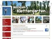Hochseilklettergarten im Gänsehäufelbad - 11.03.13