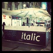 Italic - Restaurat Bar - 06.10.11