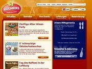 Kolariks Praterfee Restaurant Biergarten - 26.09.13