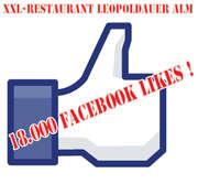 XXL Restaurant Leopoldauer Alm - 18.04.13