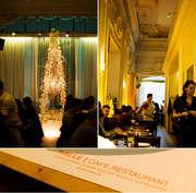 HALLE Café-Restaurant der Kunsthalle Wien - 13.08.10