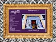 Sun in the City - 12.03.13