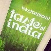 Taste of India - 14.12.12